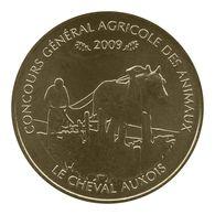 Monnaie De Paris , 2009 , Paris , Concours Général Agricole Des Animaux 2009 - Monnaie De Paris