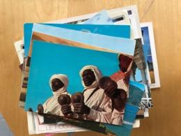 LOT ENVIRon 230 Cartes Du Mondes Entier, Des Années 70 à Presque Nos Jours.. - 100 - 499 Cartes