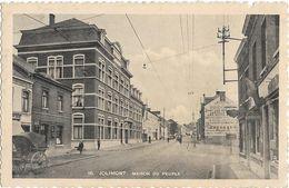 CPA - JOLIMONT (lieu-dit De LA LOUVIERE) - Maison Du Peuple - La Louvière