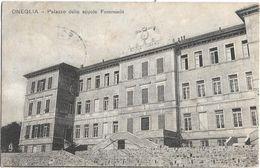 CPA - ONEGLIA - Palazzo Delle Scuole Femminili - Imperia