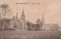 Marchienne-au-Pont. Dans Le Parc. Scan - Belgique