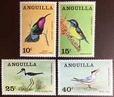 Anguilla 1968 Birds MNH - Vogels
