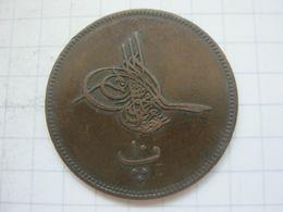 Egypt , 10 Para 1277 (1868) - Egypte