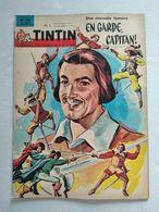 TINTIN N° 783 ANTOINE DE BOUGAINVILLE (4p) + MAX LINDER ( 2p ) + LA SIMCA 1500 (1p) COVER FUNCKEN - Tintin