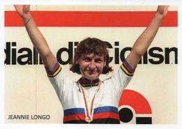 Cyclisme, Jeannie Longo - Radsport