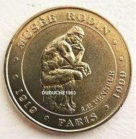 Monnaie De Paris 75.Paris - Musée Rodin  Le Penseur 2003 - Monnaie De Paris