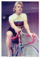 Cyclisme, Emilia Sonka - Cyclisme