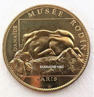 Arthus Bertrand 75.Paris Musée Rodin - La Danaïde 2007 - Arthus Bertrand