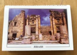 JERASH Dépliant 18 Vues - Jordanie