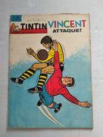 TINTIN N° 785  LE TELEGRAPHE DE CHAPPE (4p)  COVER R.REDING - Tintin