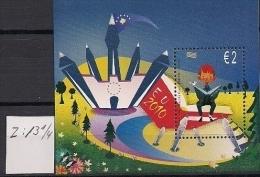 "2010 KOSOVO,  Europa  ""Children's Books"" Block Mi. Bl. 13 Perf. 13¼  **MNH - Europa-CEPT"