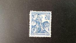 France Timbre NEUF(légère Trace De Charnière N°247 - Année1929 - Centenaire De La Délivrance D'Orléans Par Jeanne D'Arc. - Unused Stamps