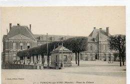 50  TORIGNI Sur VIRE     Place Du Château - France