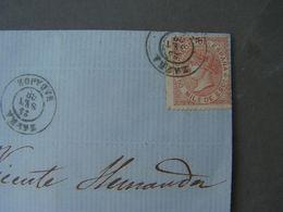 Spanie Cv. 1868 - 1868-70 Gobierno Provisional