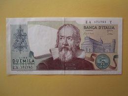 2000 LIRE  GALILEO  - Banconota Quasi Fior Di Stampa - [ 2] 1946-… : République