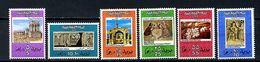 Libye ** N° 421 à 426 - Archéologie - Libya