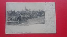 Pilsen Um 1820 Nach Einem Stiche Von Morstadt - República Checa