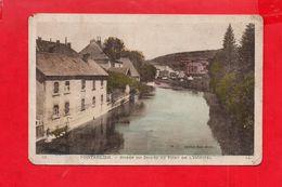 Pontarlier : Bords Du Doubs En 1915 - Pontarlier