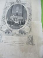 Diplôme Religieux/Première Communion Et Confirmation/EAUX PUISEAUX /Eugéne Forgest/ Aube/Champagne/ 1879   DIP223 - Diploma & School Reports