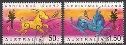 Weihnachts-Insel / Christmas Island (2003)  Mi.Nr.    Gest. / Used  (1gi06) - Christmas Island