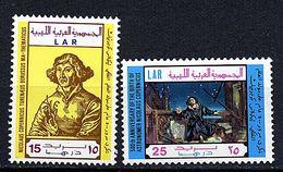 Libye ** N° 462/463 - Nicolas Copernic - Libya
