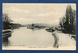 France - Carte Postale - L'Isle Adam - L'Oise - Le Canal - L'Isle Adam