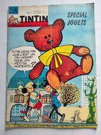 TINTIN N° 788 ERWINN ROMMEL (4p)+ H.SCHLIEMANN DECOUVRE TROIE (4p)+ PAUL ANKA (4p)+ SCOUTS (4p) + BONUX  COVER TIBET - Tintin