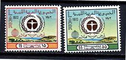 Libye ** N° 471/472 - Conf. Sur L'environnement - Libya