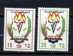 Libye ** N° 473/474 - 4e Ann. De La Révolution Du 01/09 - Libya