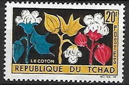 T C H A  D   -    1964.     Y&T N° 99 *  .    Le Coton - Chad (1960-...)