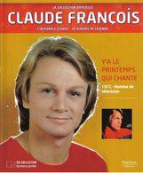 """LIVRE + CD Claude François  """"  Y'a Le Printemps Qui Chante """" - Music & Instruments"""