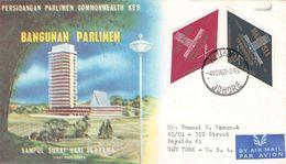 MALAYSIA - FDC 1963 PARLIAMENT CONFERENCE /T196 - Federation Of Malaya