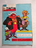 TINTIN N° 790  COVER BERCK - Tintin