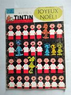 TINTIN N° 791  PETULA CLARK ( 2p) LES CREATION TINTIN   COVER BERCK - Tintin