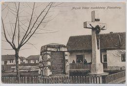 Majzik Viktor Worker's Settlement Fuzesabony. - Hungary