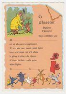 HUMOUR Sport CHASSE Le Chasseur Diplôme D'Honneur Illustrateur RIT VOIR DOS Editions G. Picard Paris - Humour