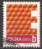Polen  (2013)  Mi.Nr.  4614  Gest. / Used  (1gi14) - 1944-.... Republic