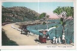 88 - CAP St. JACQUES - VERS LA PLAGE AUVENTS ( Animées ) VIET-NAM - Vietnam