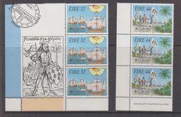 Europa Cept 1992 Ireland  2v (3x)  ** Mnh (48373) - Europa-CEPT