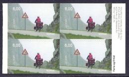 Norway - 2004 Europa, Holidays, Sport, Biking, Lofoten, Vacances - Block MNH - Norwegen