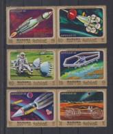 H23. Manama - MNH - Space - Spaceships - Apollo 13 - Raumfahrt