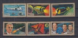 H23. Ajman - MNH - Space - Spaceships - Apollo 15 - Raumfahrt