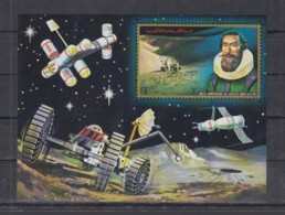 J23. Ajman - MNH - Space - Spaceships - Kepler - Raumfahrt