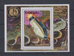 J23. Ajman - MNH - Space - Spaceships - Apollo 14 - Raumfahrt