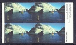 Norway - 2004 Europa, Holidays, Sport, Canoeing, Canoes, Glosker, Oslofjorden, Vacances - Block MNH - Norwegen