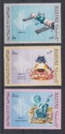 M23. Manama - MNH - Space - Spaceships - Apollo 11 - Raumfahrt