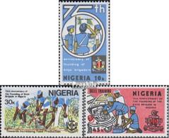 Nigeria 425-427 (kompl.Ausg.) Postfrisch 1983 Brigade - Nigeria (1961-...)