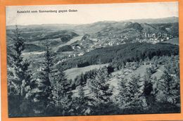 Sonnenberg Lucerne Luzern Switzerland 1907 Postcard - LU Lucerne