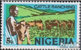 Nigeria 276II Y Postfrisch 1973 Wirtschaft - Nigeria (1961-...)