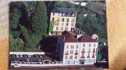 CPM HOTEL RESTAURANT HERMITAGE 18 AVENUE DE BROCQUEVILLE CHATEL GUYON 63 PUY DE DOME - Hotels & Restaurants